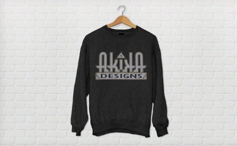 Akika Designs Jumper MockUp Black