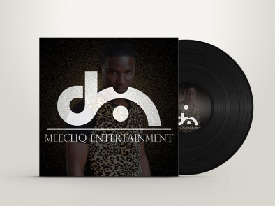 DJ Meeclic CD Cover Design