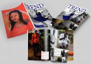 Trend Fashion Catalogue Mock Up Design