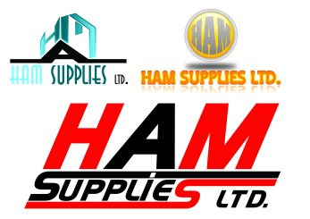 Ham Supplies Logo Design