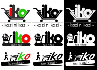 iko.co.ke Logo Design