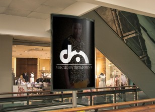 DJ Meeclic Indoor Advertising