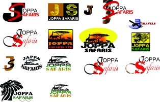 Jopa Safaris Logo Design